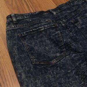 refuge Shorts - High waisted shorts